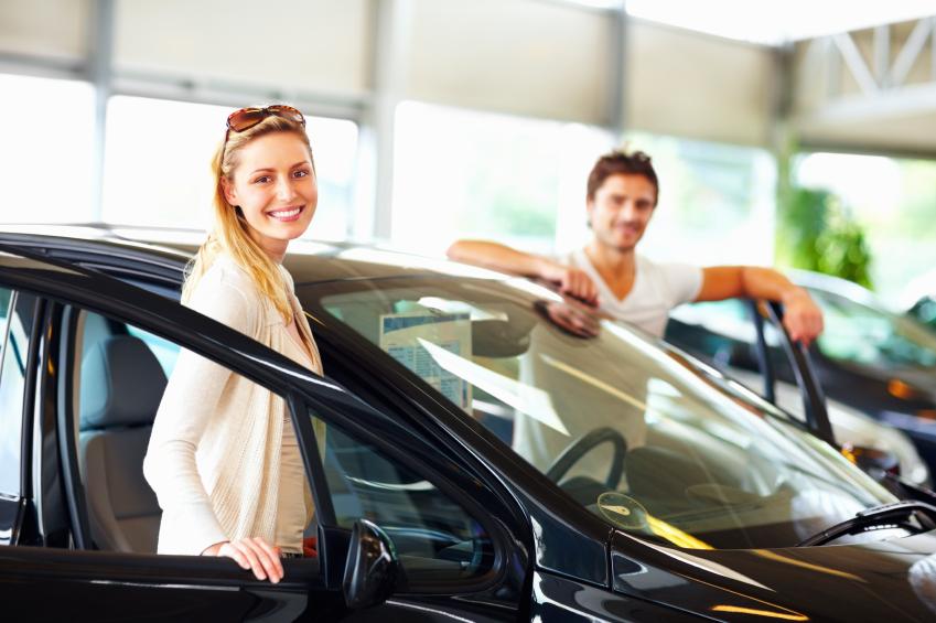 Comprando um carro
