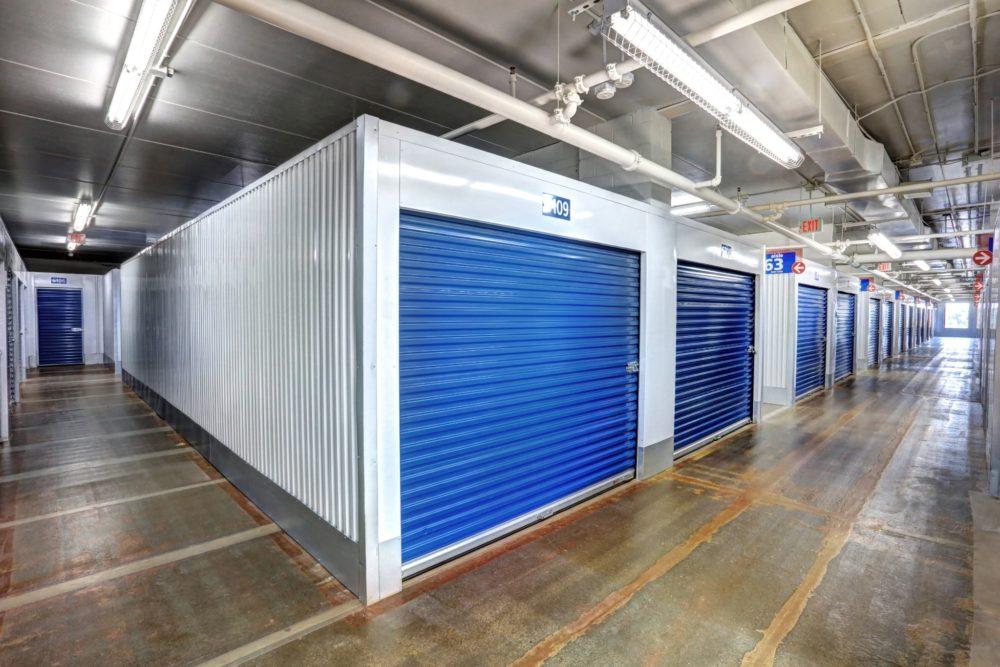 unidades de armazenamento temporário